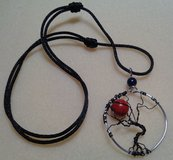 Blood Moon Tree Necklace in Conroe, Texas