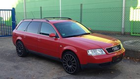 Audi A6 Avant Wagon ( AUTOMATIC, Heated Seats, A/C, New Service, New TÜV, in Ramstein, Germany