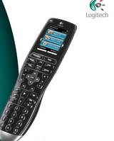 Logitech Multi component remote control in Ramstein, Germany