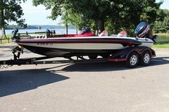 2005 RANGER Z20 COMANCHE BASS BOAT in Nashville, Tennessee