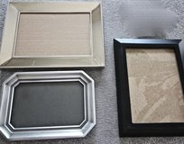 3 Picture Frames in Okinawa, Japan