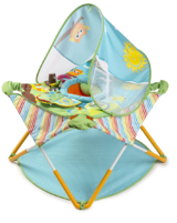 Summer Infant Pop & Jump portable activity center in Houston, Texas
