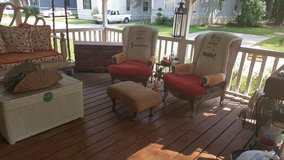 Two Wingback chairs in CyFair, Texas