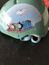Thomas the Train helmet in Warner Robins, Georgia