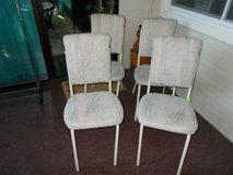 Cloth Dining Room Chairs Set of 4 in Mountain Home, Idaho