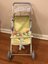 Reduced: Bitty Baby Stroller with Toy Bar in Aurora, Illinois