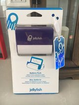 Jellyfish purple battery pack with mirror and phone stand new! in Naperville, Illinois