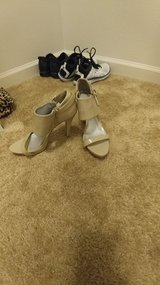 Beige heels in Fort Riley, Kansas