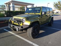 Supercharged! Jeep wrangler unlimited 4x4 in Vista, California