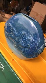 Blue Sea Shell Vases (13 of them) NEW! in Naperville, Illinois