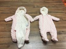 Infant snow suits 3-6 months GAP in Fort Campbell, Kentucky