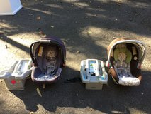 Infant car seats GRACO click connect in Fort Campbell, Kentucky