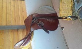 "ENGLISH SADDLE 18""SEAT in Alamogordo, New Mexico"