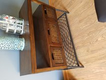Small entry table by pier 1 in Morris, Illinois