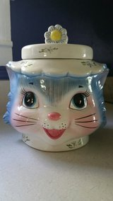 Lefton Miss Priss Cookie Jar in Bolingbrook, Illinois