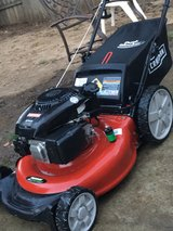 lawn mower in Fairfield, California