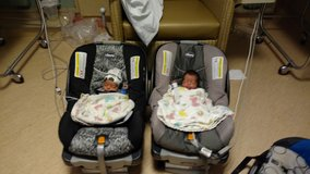 Two infant car seats in Murfreesboro, Tennessee