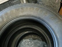 4 transforce AT tires (245/70r17) in Fort Lewis, Washington