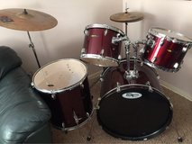 SP drumset in Kingwood, Texas
