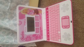 Barbie B-smart laptop in Barstow, California