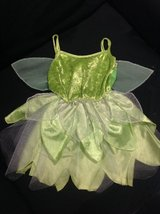 Like New! Fairy Thinkerbell Costume ( 2 - 4 years ) in Fort Campbell, Kentucky