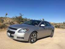 2009 Chevy Malibu Less than 33k miles in Yucca Valley, California
