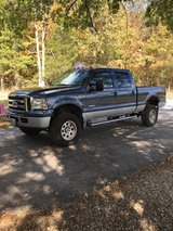 2005 f250 super crew turbo desiel in Fort Leonard Wood, Missouri