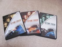 DVDs: Star Trek I, II, V in Alamogordo, New Mexico