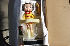 Betty Boop Shopping Spree in Fort Campbell, Kentucky