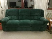 3 Seat Reclining Couch in Wiesbaden, GE