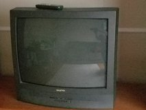 "Sanyo TV 26"" with remote in Fort Benning, Georgia"