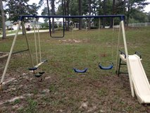 Swing Set. in Perry, Georgia
