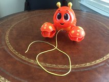 Little Tikes Lobster Pull Toy in Camp Lejeune, North Carolina