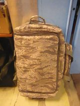 Air Force Travel Bag with wheels in Ramstein, Germany