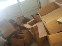 free moving boxes in Fairfield, California