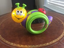 Fisher Price Rolling Snail Baby Toy in Camp Lejeune, North Carolina