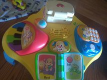 Fisher price table for tots in Yucca Valley, California