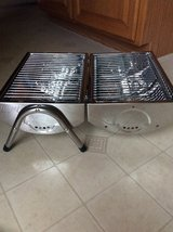 Stainless Steel 2-way Grill in Joliet, Illinois