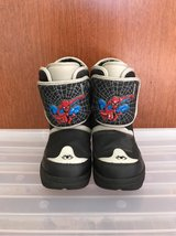 Spider-Man Boys Winter Boots-size 3 in Naperville, Illinois