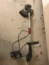 Craftsman battery operated weed eater in Fairfield, California