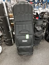 Izzo soft wheeled golf bag. in Great Lakes, Illinois