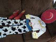 Jessie from Toy Story Halloween costume  size 4/5 in Naperville, Illinois
