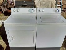 GE washer and electric dryer set in bookoo, US
