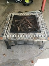 Fire pit in Naperville, Illinois