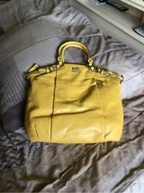 Original Coach ( Gold Yellow with shoulder strap) in Tacoma, Washington