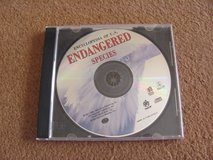 CDROM: Endangered Species in Alamogordo, New Mexico