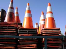 Non-profit needing help with traffic cones in Miramar, California