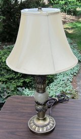 Table lamp w/ Shade in Schaumburg, Illinois