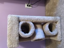Cat Tower in Fort Polk, Louisiana
