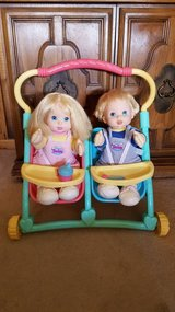 Too Cute Twins Interactive Dolls in Yucca Valley, California